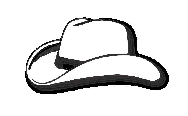 Cowboy Hat Sticker 200mm Rmw Country Aussie Bns 4x4 Decal Ebay Vector cowboy symbols for design. cowboy hat sticker 200mm rmw country